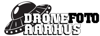 Dronefoto Aarhus